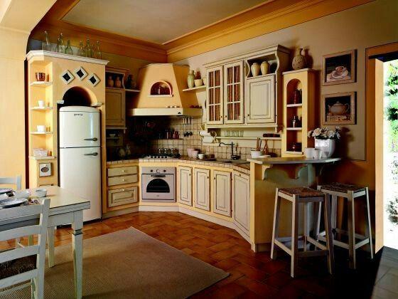 cucine shabby chic arredare cucina : ... shabby c on Pinterest Cucina, Veronica and Shabby chic kitchen