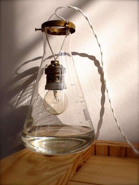 luminarias vidro quimico by Caio Estudio Manus, via Flickr