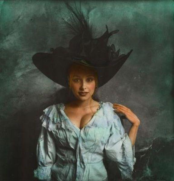 Artist Jan Saudek