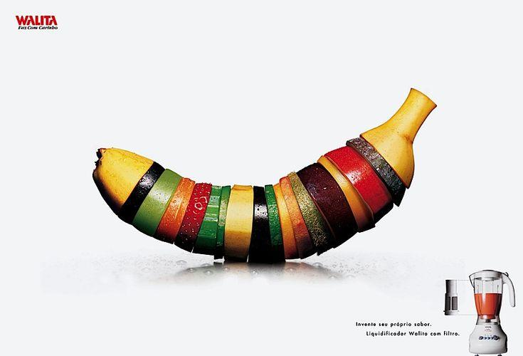 Adv Print campaign for Walita Mixer