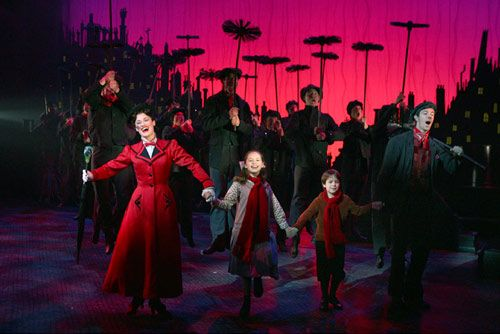 """New stage version of """"Mary Poppins"""" may not be practically perfect ..."""