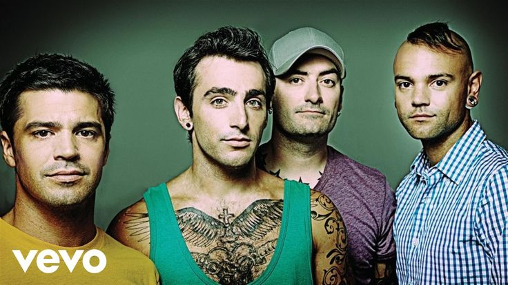 Hedley - Don't Talk To Strangers