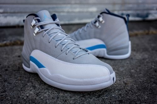 ee593185d9a9 amazon nike air jordan 6 retro university blue 384665 006 7fea5 a9a34   promo code for another grey white and blue colorway of the air jordan 12 is  expected