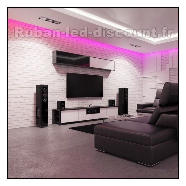 bandeau lumineux rose ruban led 2m 12v ruban led discount pinterest. Black Bedroom Furniture Sets. Home Design Ideas