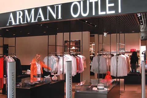 ARMANI OUTLET, in Trissino, Via Stazione 93, about 12 miles west of Vicenza; every day from 10 a.m. to 7 p.m.; discounts up to 70% on Armani fashion.