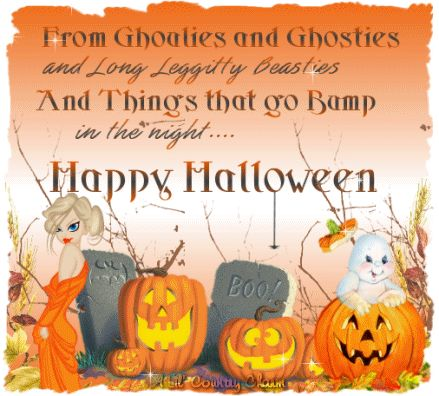 Happy Halloween 2016 Wishes