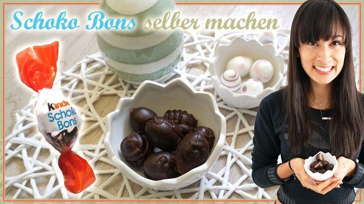 Kinder Schoko Bons selber machen – Schokoladeneier DIY – Gesunde Süßigkeiten -… 9c7d369b3e9659c2dc68dfce7743e401