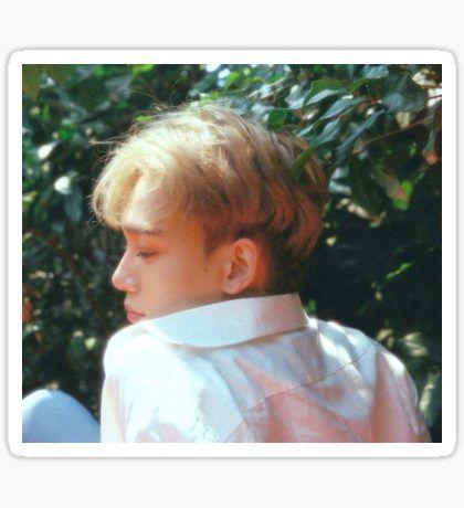 Exo Ko Ko Bop -  Chen Sticker