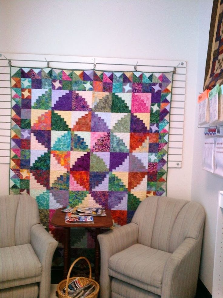 31 best COLCHAS LOG CABIN images on Pinterest | Crafts, Table ... : cornerstone quilt shoppe - Adamdwight.com