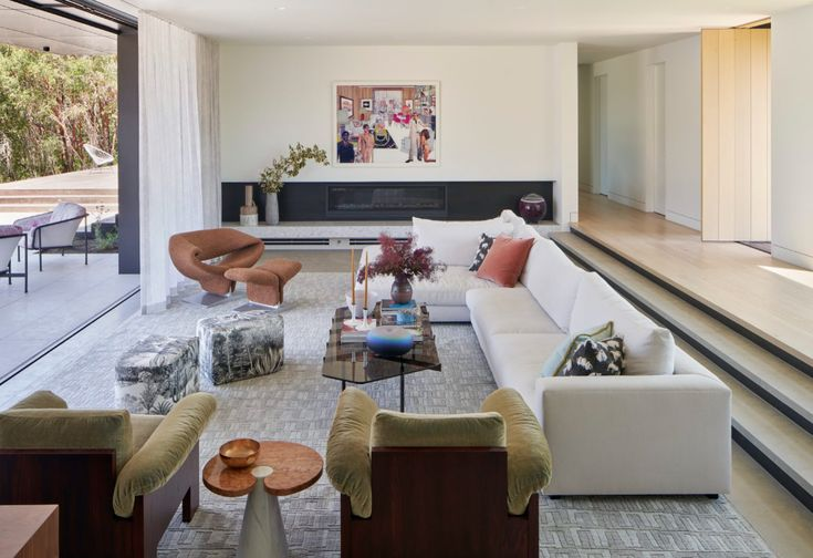 Absolutely Fab Ulous California Home Design Living Room Chairs Modern House Design Design