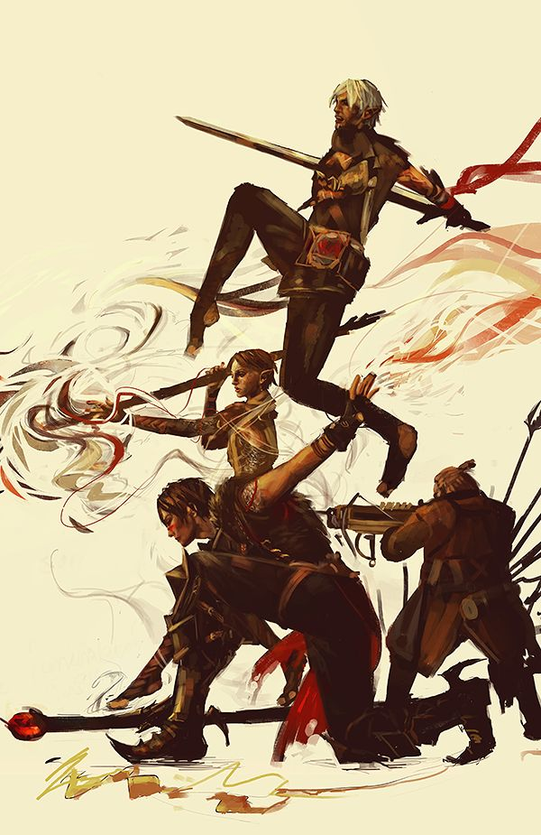 wifihunters:  telekinetic blast > ensnare > mighty blow > archer's lance