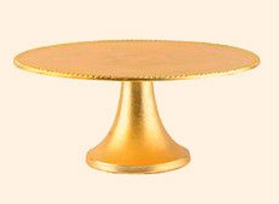12 Inches 14inches 16inches 18inches Wooden Cake Stand Round Wood Cake Stand In 2020 Gold Cake Stand Wooden Cake Stands Wedding Cake Stands