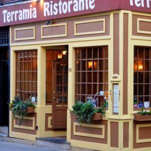 Terramia Ristorante, Boston