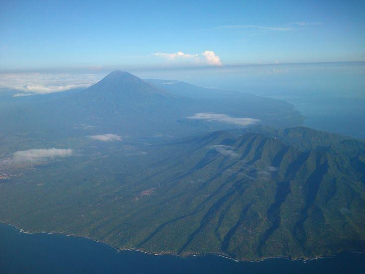 Agung Mt.