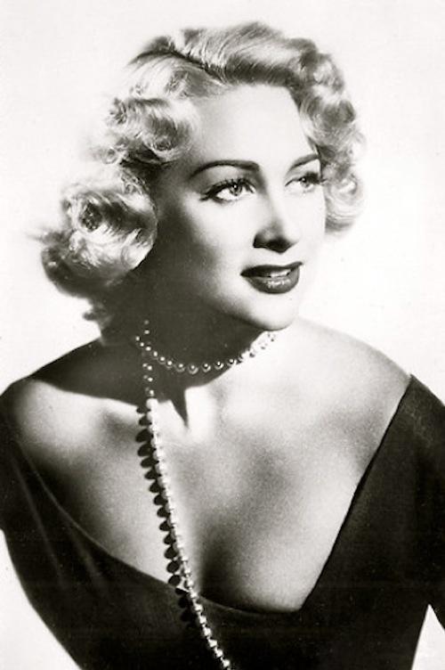 Martine Carol, c1950 (Studio Harcourt)