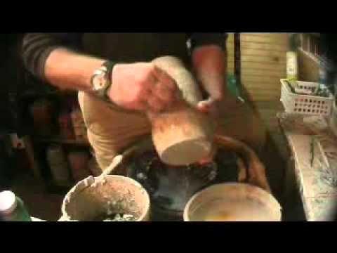 Water Etched Pot, Part 2