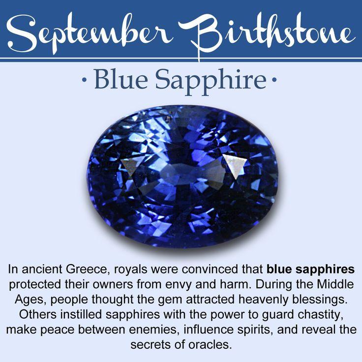 September Birthstone Facts September Birthstone