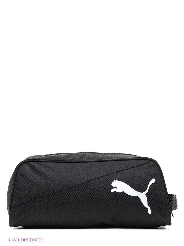 Сумка для обуви Pro Training Shoe Bag Puma. Цвет черный.