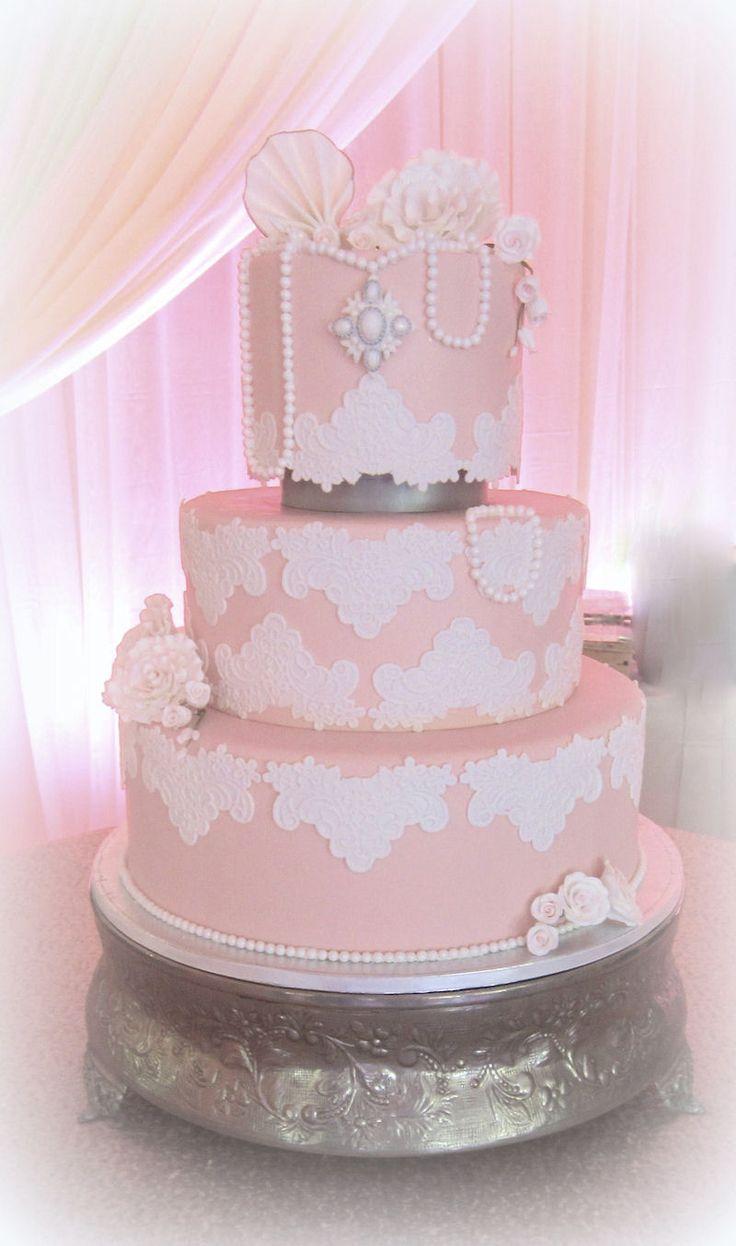 15 best Wedding Cakes images on Pinterest | Round wedding cakes ...