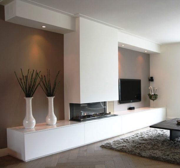 1000+ images about Gashaard on Pinterest Modern, Modern fireplaces ...