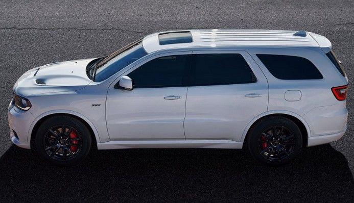 2020 Dodge Durango Rt Concept Interior Release Date