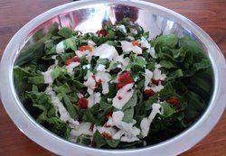 Lemon, Dill, and Macadamia Salad Dressing