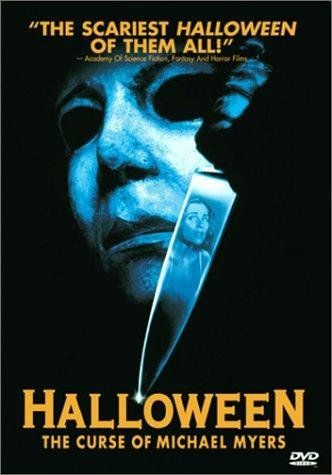 Halloween: The Curse of Michael Myers (1995) Six years ago, Michael Myers terrorized the town of Haddonfield, Illinois. He and his niece, Jamie Lloyd, have disappeared. And now, six years later, Jamie has escaped after giving birth to Michael's child. She runs to Haddonfield to get Dr. Loomis to help her again. Meanwhile, the family that adopted Laurie Strode is living in the Myers house and are being stalked by Myers.   Donald Pleasence, Paul Rudd, Marianne Hagan...12a