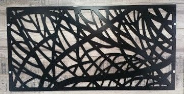 Thicket screen design