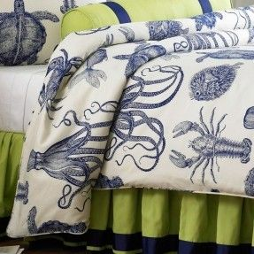 Nautical Bedding, Nautical Comforters, Quilts & Sheets: The Home Decorating