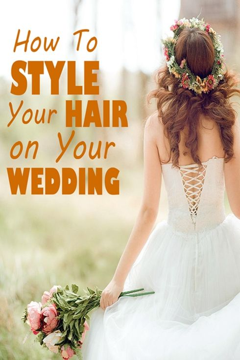 How would you like your hair done on your special day?