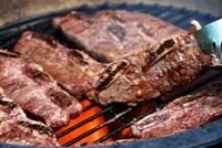 Tira de Asado - Argentinian-style Grilled Beef Ribs