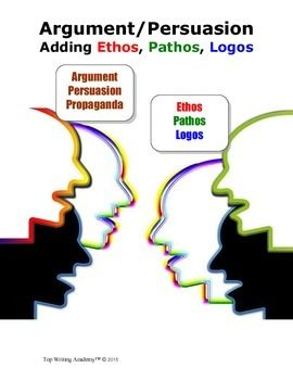 argument persuasion and propaganda word