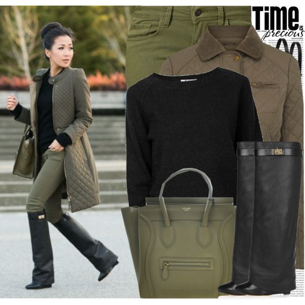 """Bloggers Style: Wendy's Lookbook"" by nastyaafanasova on Polyvore"