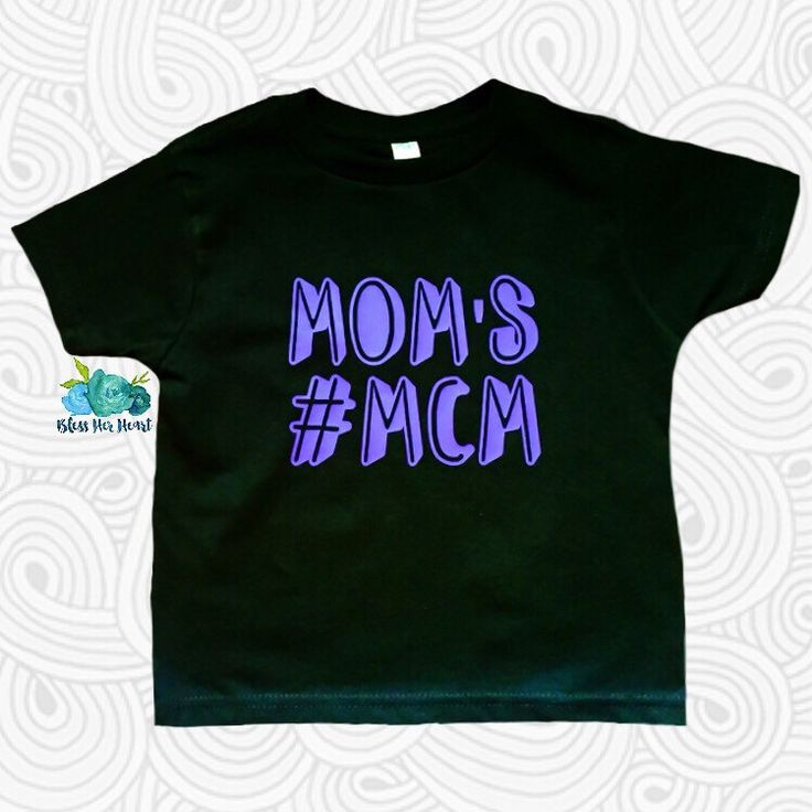 Mom's #MCM tee, Mom's Man Crush Monday, Mom's Man Candy Monday, Hashtag tee by BlessHerHeart13 on Etsy https://www.etsy.com/listing/236106345/moms-mcm-tee-moms-man-crush-monday-moms