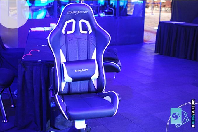 eSports, poker e Las Vegas: alle Wsop i players giocavano con le sedie degli eGamers