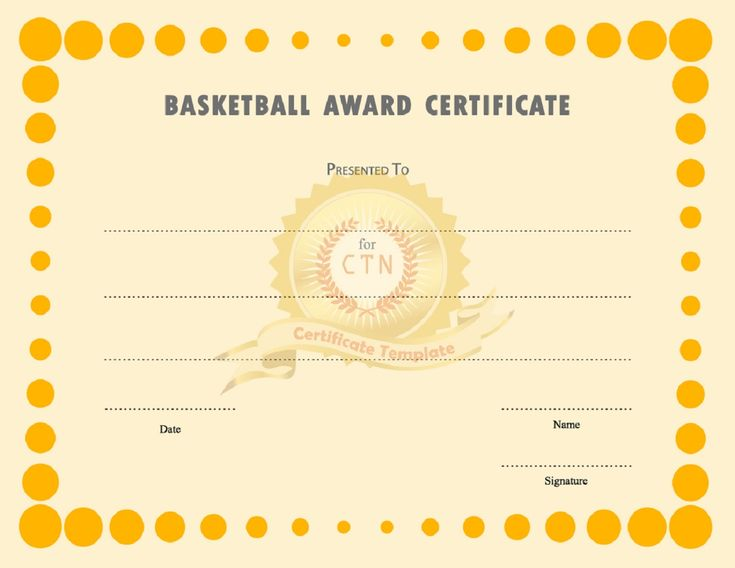 44 best Blank Certificate Templates images on Pinterest Shelters - award certificates templates