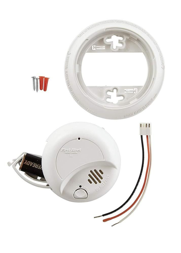 Hard Wired Smoke Detector And Carbon Monoxide | Smoke Alarm Smoke Alarm Ideas Smokealarm Firealarm Hardwired