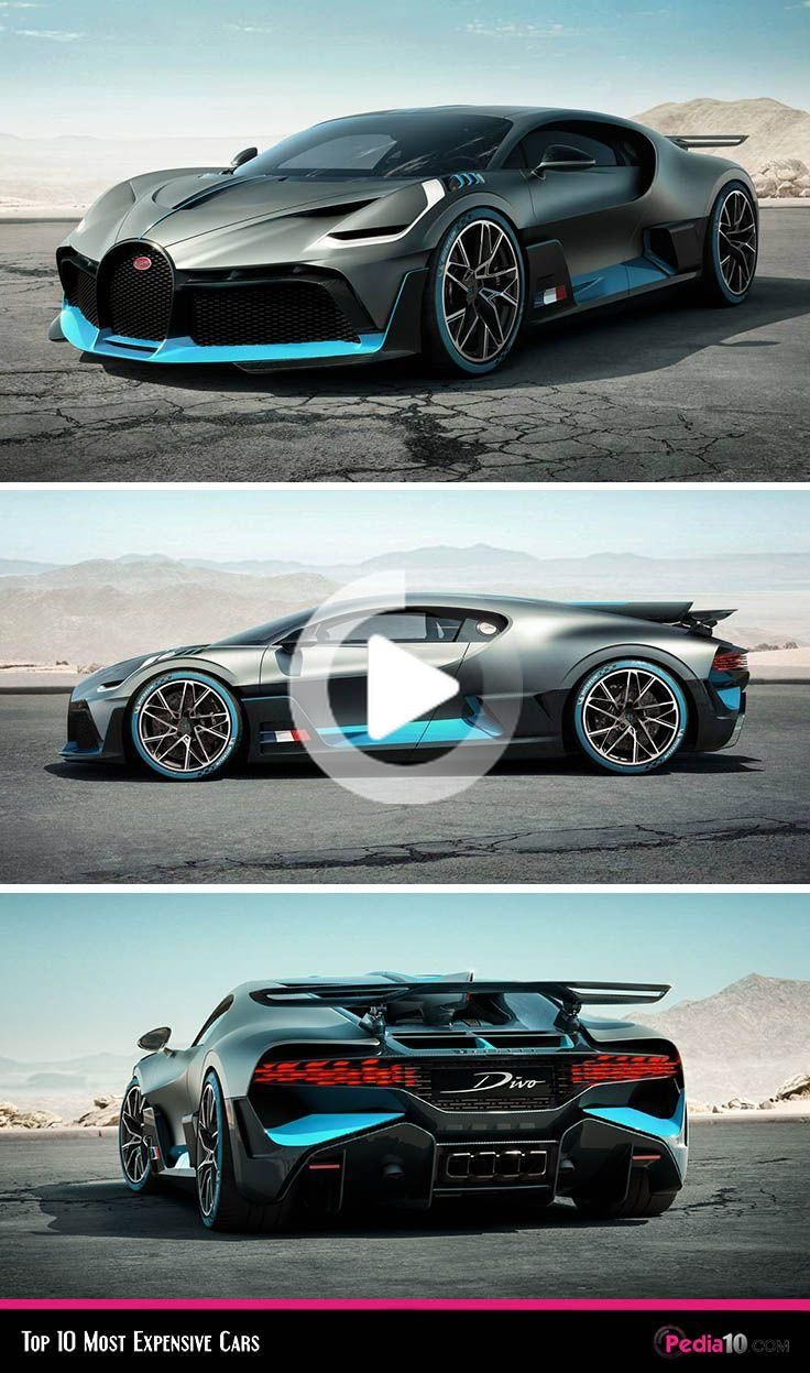 Bugatti Divo Luxury Cars In 2020 Most Expensive Car Expensive Cars Luxury Cars