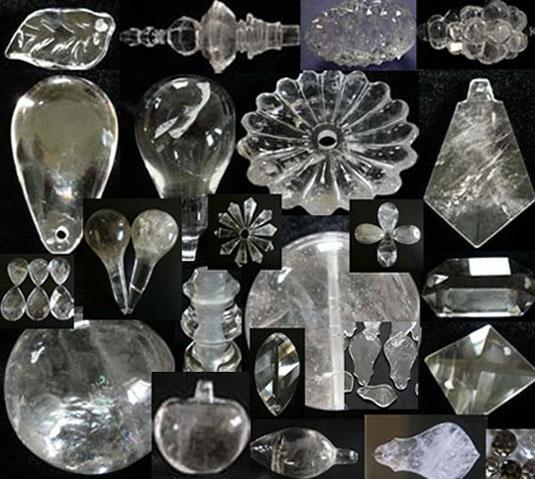 Chandelier Crystals   Quartz   Pinterest   Chandeliers, Crystals and Chandelier  crystals