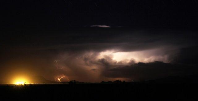 Karoo thunder. © John McIlvaine