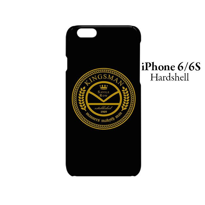 Kingsman The Tailors Logo iPhone 6/6s Hardshell Case