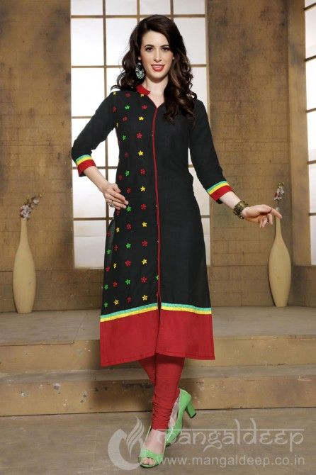 http://www.mangaldeep.co.in/latest-kurties/attractive-black-red-cotton-partywear-readymade-kurti-7080 For more details contact us : +919377222211 (whatsapp available)