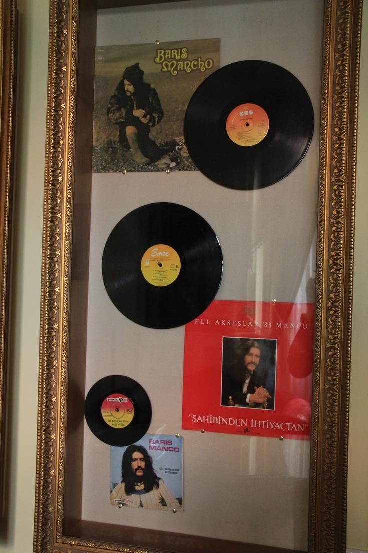 His records.