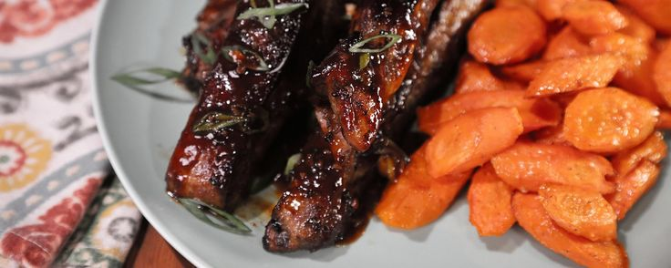 Too cold to go outside to barbecue? No worries! Grill up some of these delicious ribs from the comfort of your own house!