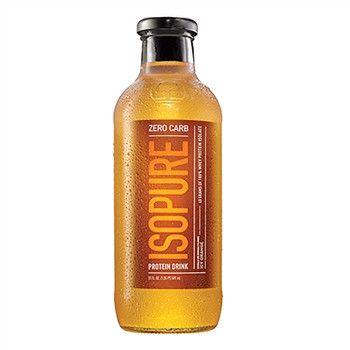 Isopure Zero Carb Protein Drink