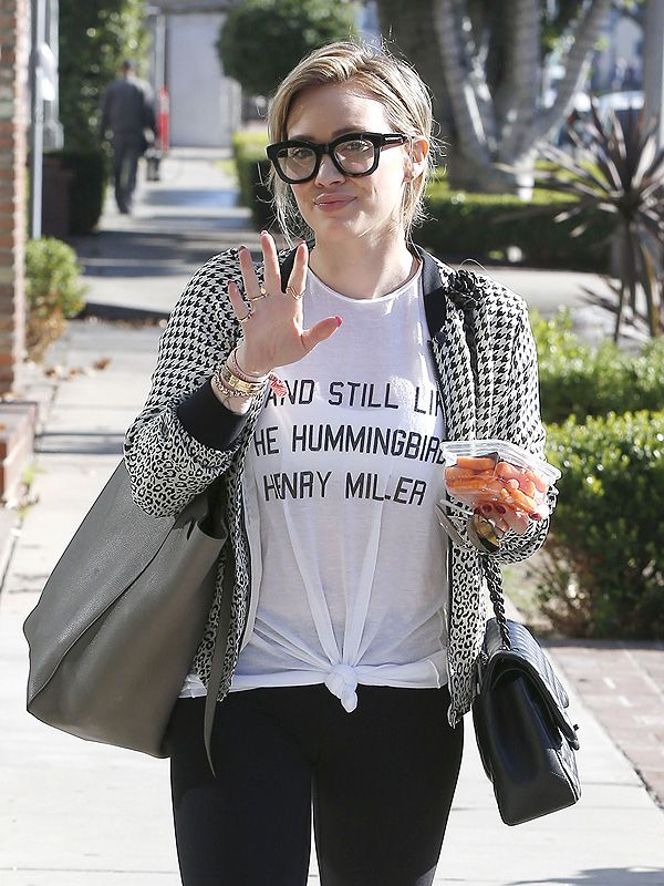 Hilary Duff's Super-Thick Geek Chic Glasses. <3 Discover full episodes at From the creator of Sex and The City, 'Younger' stars Sutton Foster, Hilary Duff, Debi Mazar, Miriam Shor and Nico Tortorella. Discover full episodes at http://www.tvland.com/shows/younger.