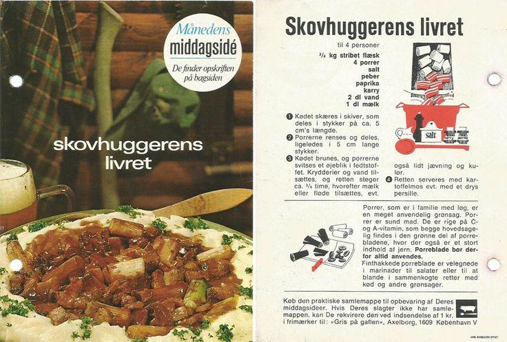 Skovhuggerens livret