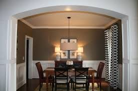 sherwin williams quiver tan - Dining room