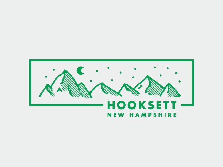 Snapchat Geofilter - Hooksett, NH by Brendan Keohane