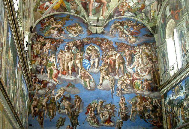 Cappella Sistina, Vatican City